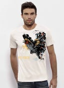 Image of Goldfinch design T-shirt
