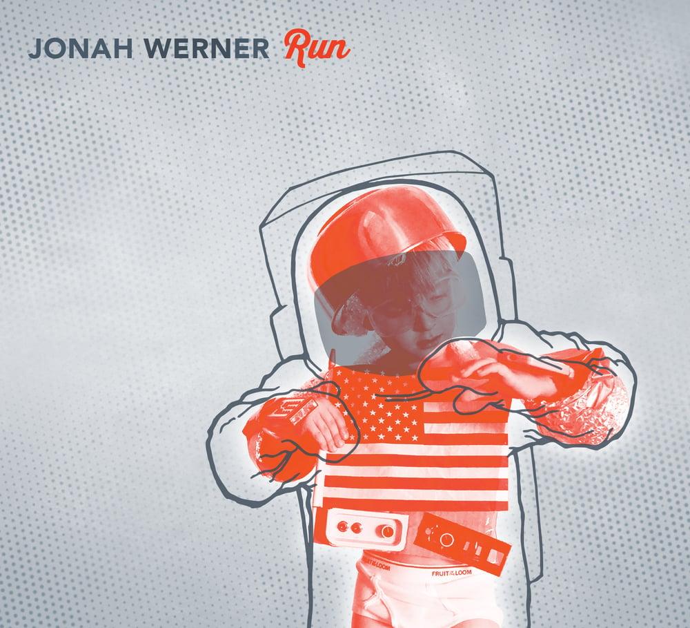 Image of Run CD- (2015)