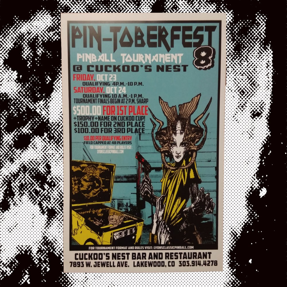 Image of Pin-Toberfest 8 Poster