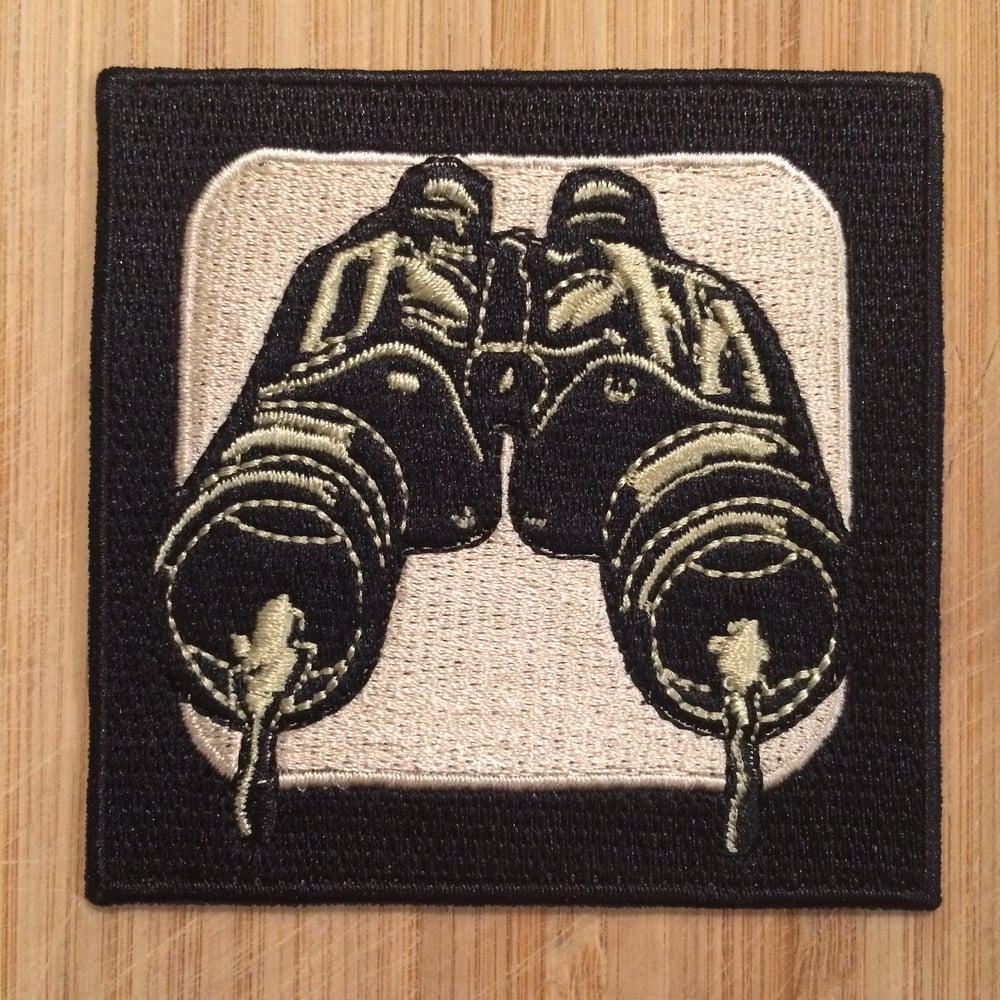 Image of Binoculars Patch