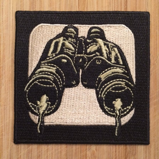Image of Binoculars Patch