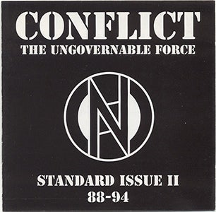 Image of Standard Issue II 88 – 94 CD - MORT170