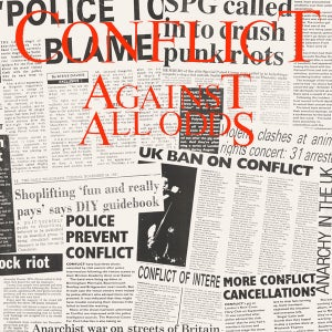 Image of Against All Odds CD - MORT60