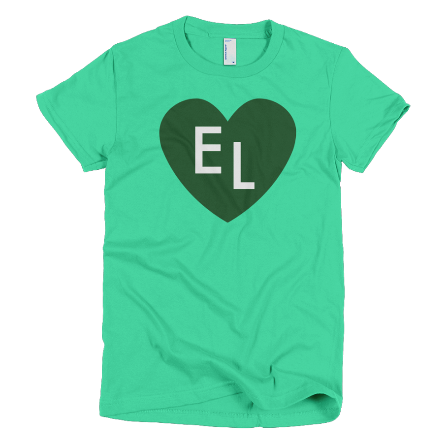 Image of EL HEART MINT