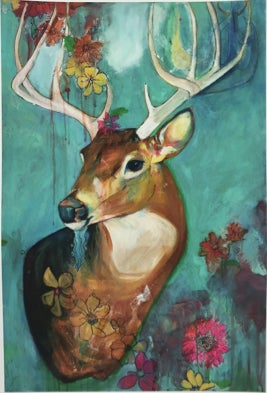 "Image of Julia Marchand ""Trophy"" Print"