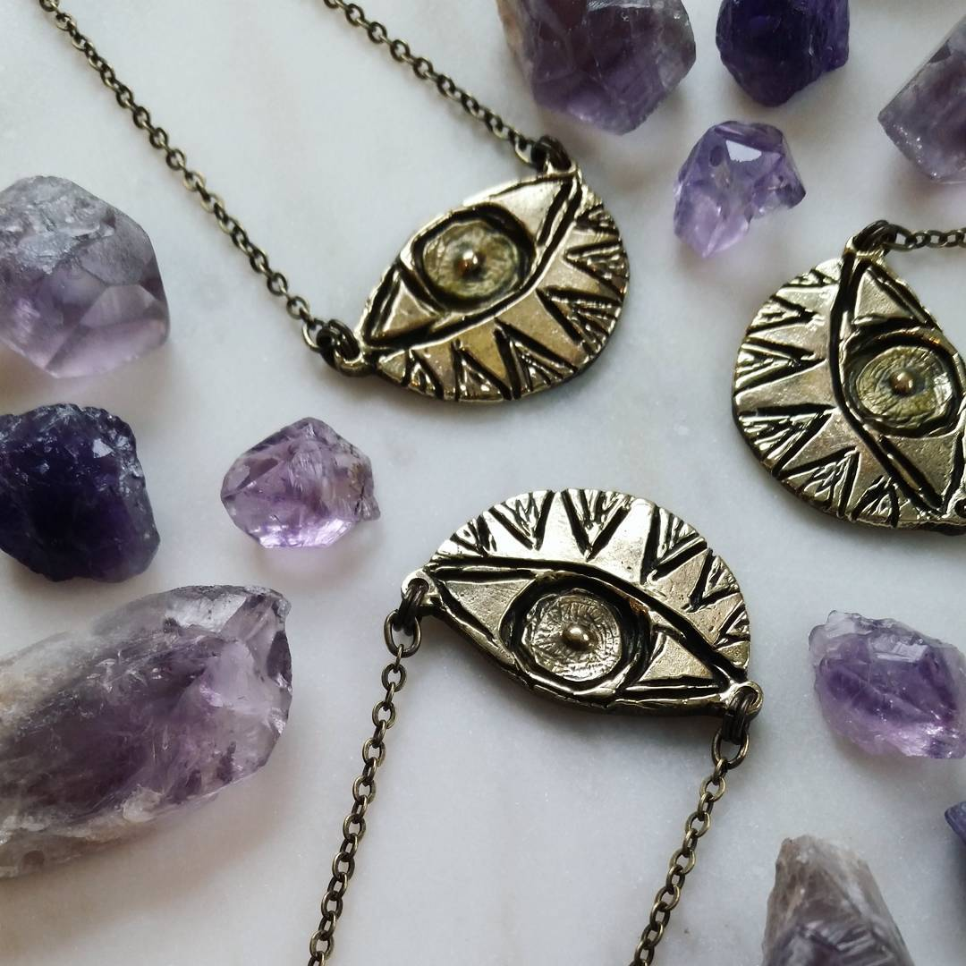 Image of Deco Evil Eye
