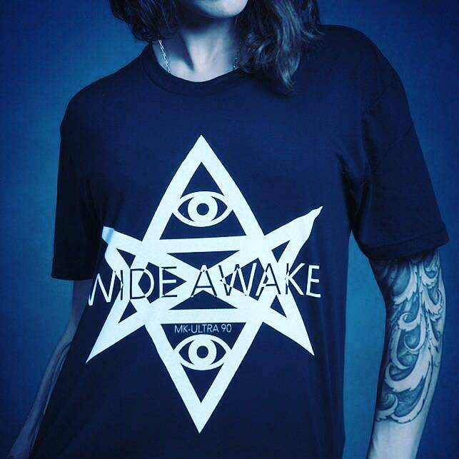 Image of WIDE AWAKE T-SHIRT