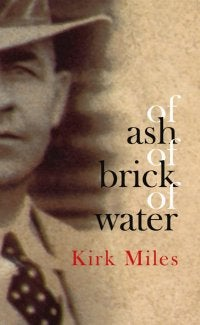 Image of of ash of brick of water