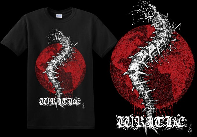 Image of Centipede T-Shirt (Red)