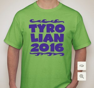 Image of Tyrolian Divisionals T-Shirt