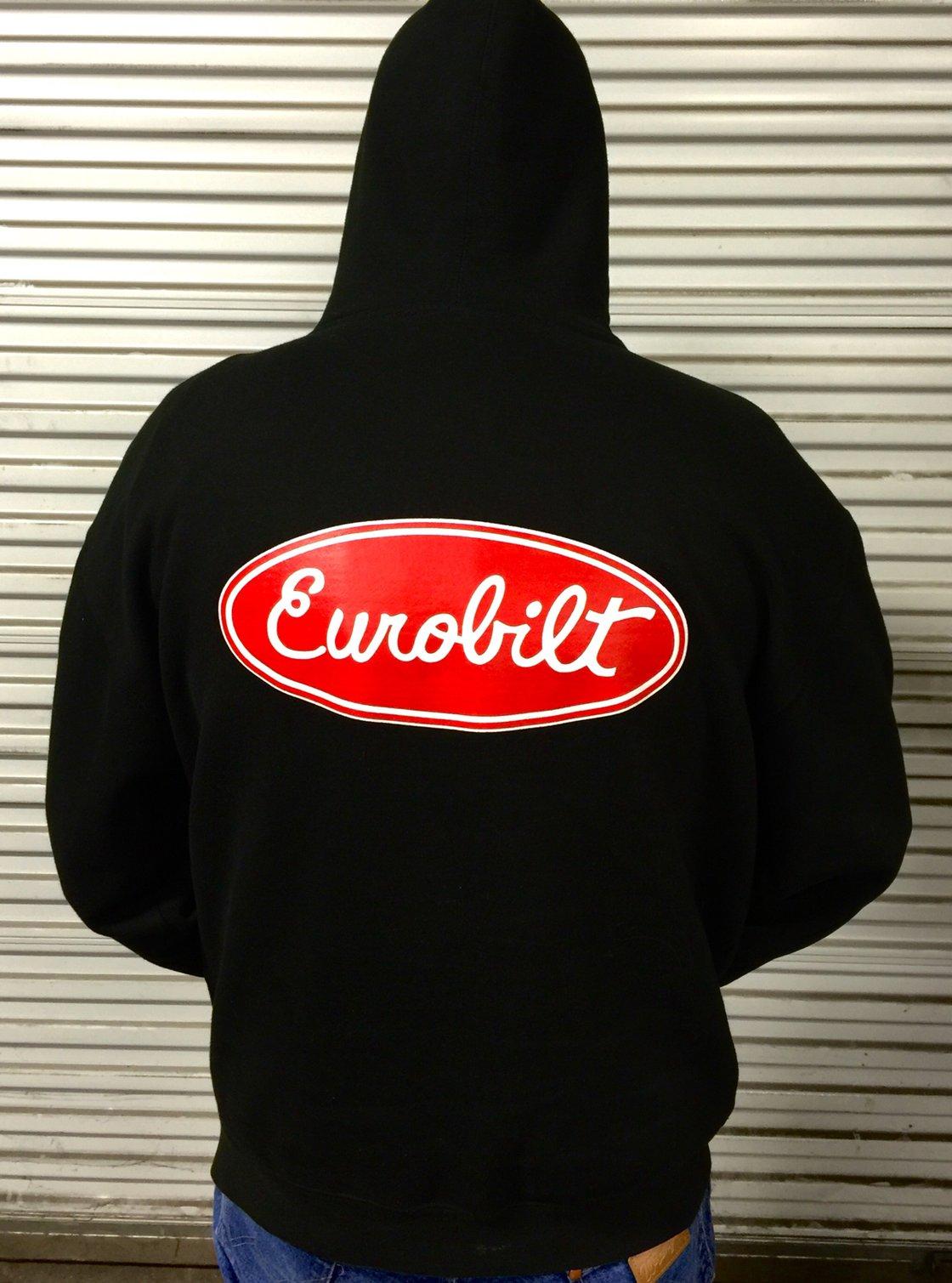 Image of OG Eurobilt hoodie