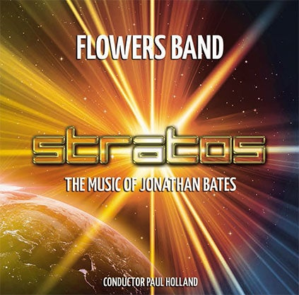 Image of Stratos - The Music of Jonathan Bates