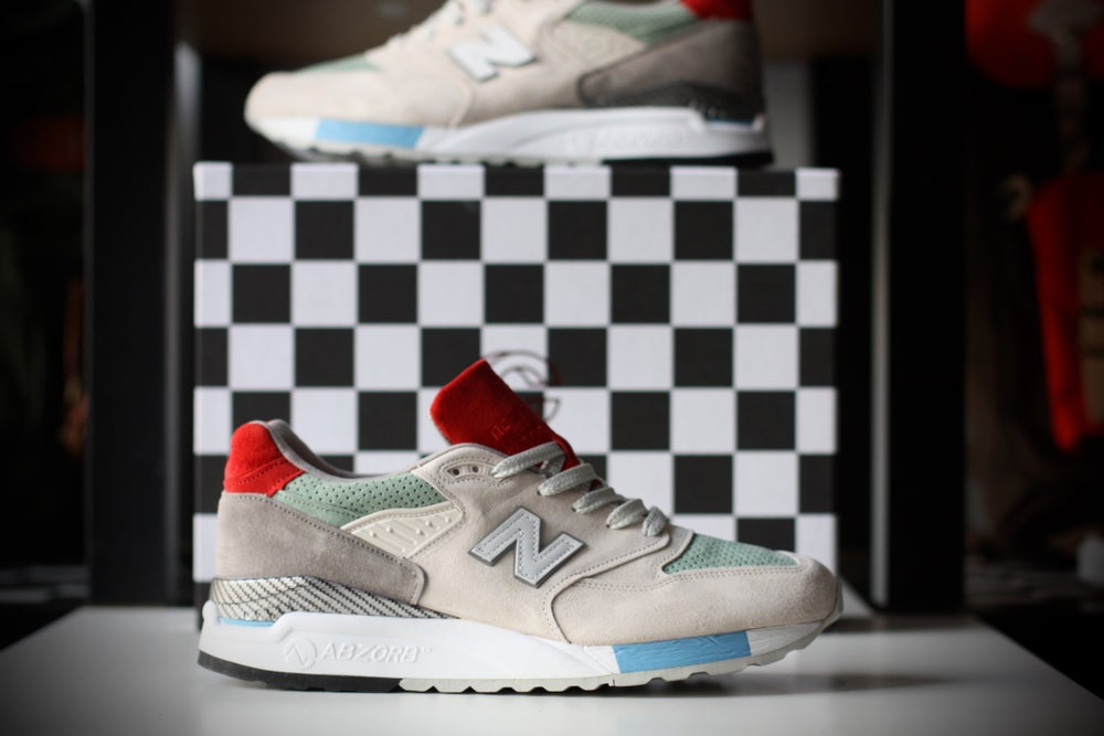 "Image of NEW BALANCE 998 X CONCEPTS ""GRAND TOURER"""