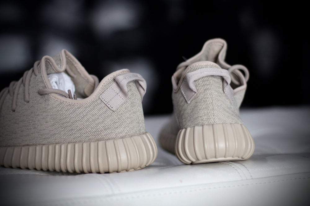 "Image of ADIDAS YEEZY BOOST 350 ""OXFORD TAN"""