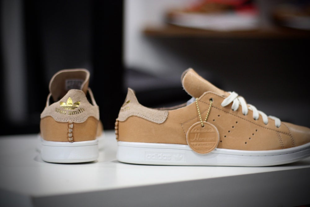 Image of ADIDAS STAN SMITH X HORWEEN LEATHER