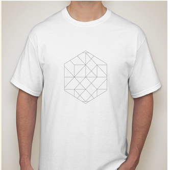 Image of 'Sacred Geometry' Tee