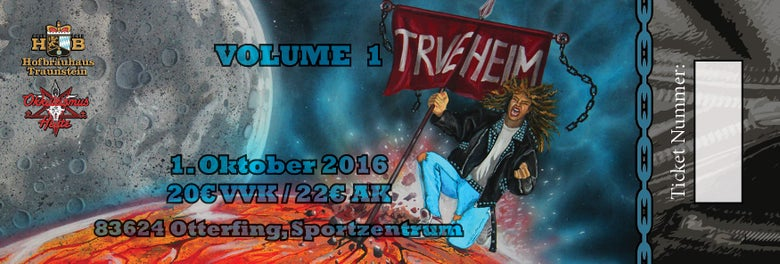 Image of Trveheim Festival Vol 1 Ticket