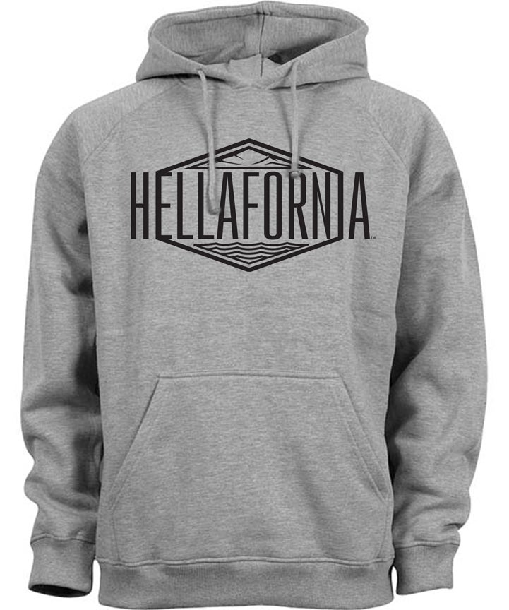 Image of Hellafornia Diamond Mountain Hoodie