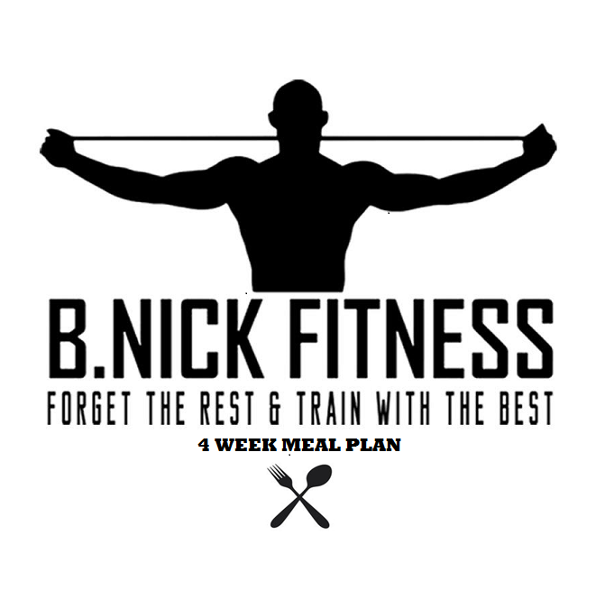 Image of LOOK GOOD NAKED MEAL PLAN