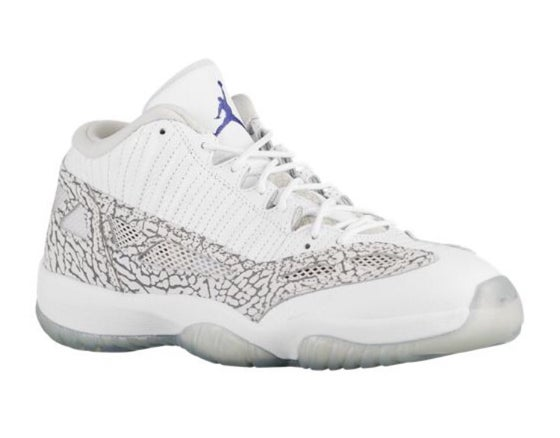Image of Jordan 11 Low - Cobalt - IE