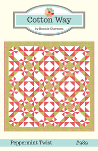 Image of Peppermint Twist Paper Pattern #989