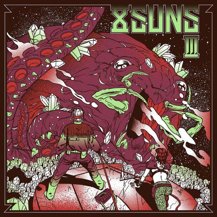 "Image of X Suns - III/The Greys - 12"" vinyl"