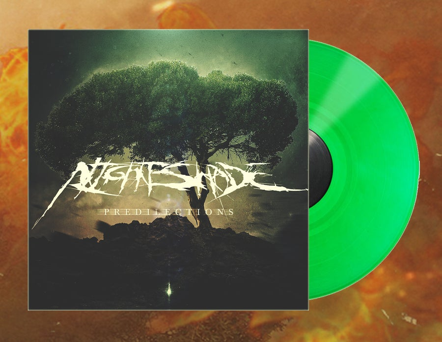 Image of NightShade - PREDILECTIONS Vinyl Limited Edition