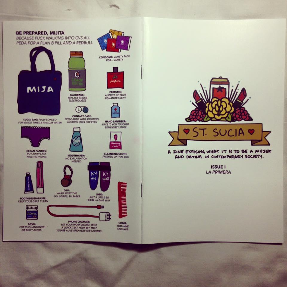 Image of St. Sucia Issue I: La Primera