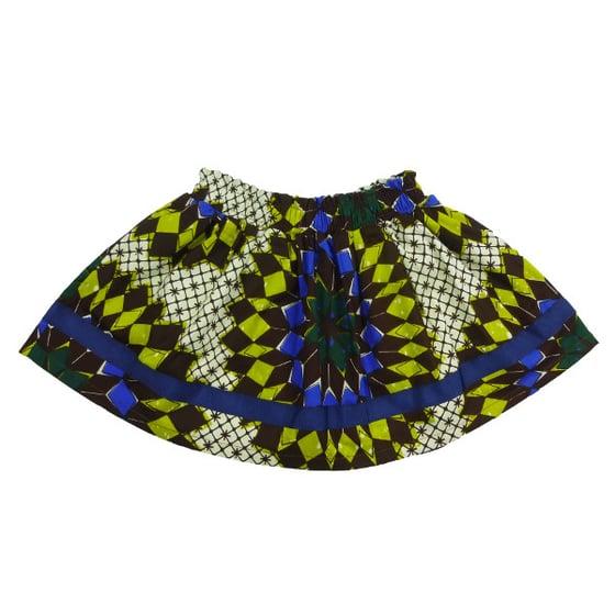 Image of Star Burst Skirt