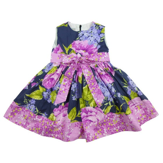 Image of Party Dress (Floral)