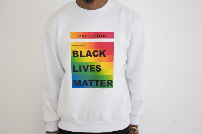 Image of Dear Art World: BLACK LIVES MATTER