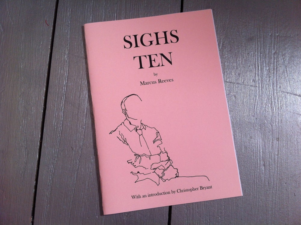 Image of Sighs Ten 2016 Illustrated Edition