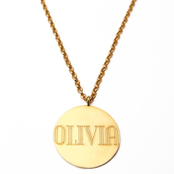 Image of Olivia necklace