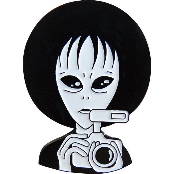 Image of STRANGE AND UNUSUAL PIN
