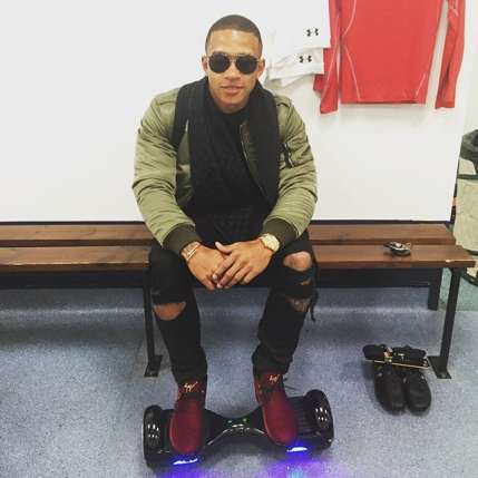 Image of All Black Everything City Swegway Swegboard balance board hoverboard by Hype Boards