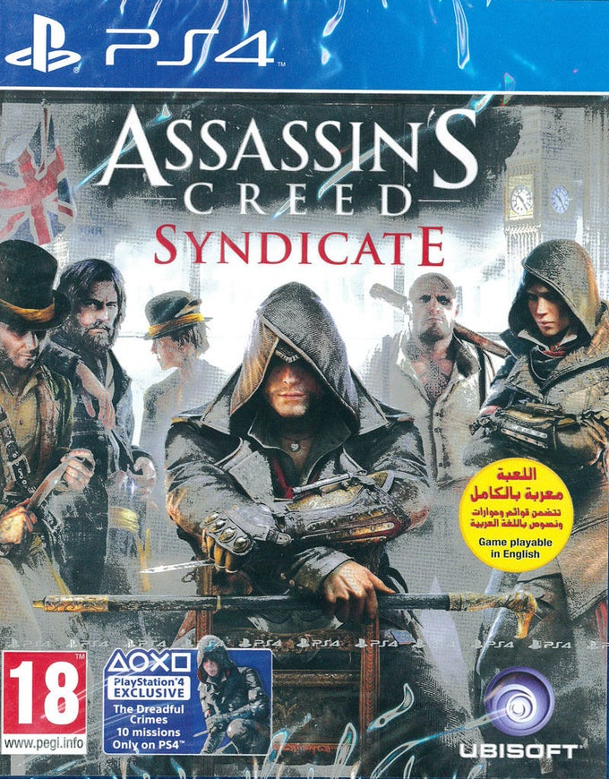 Image of Assassin's Creed Syndicate (PAL English) - PS4 Game - Brand New Sealed
