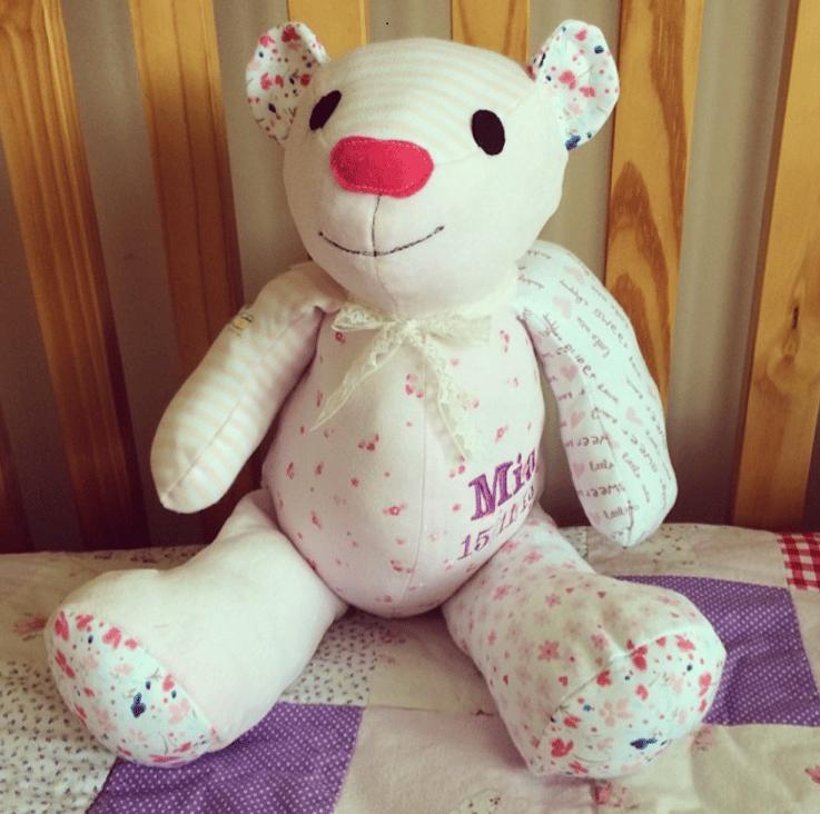 Image of Teddy Memory Bear