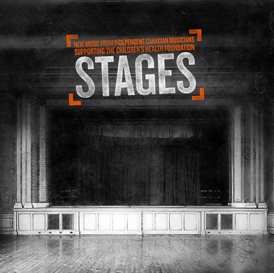 Image of Stages Volume 1 Compilation CD