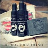 The Beard I Love Gift Set - The Audacious Beard Co.