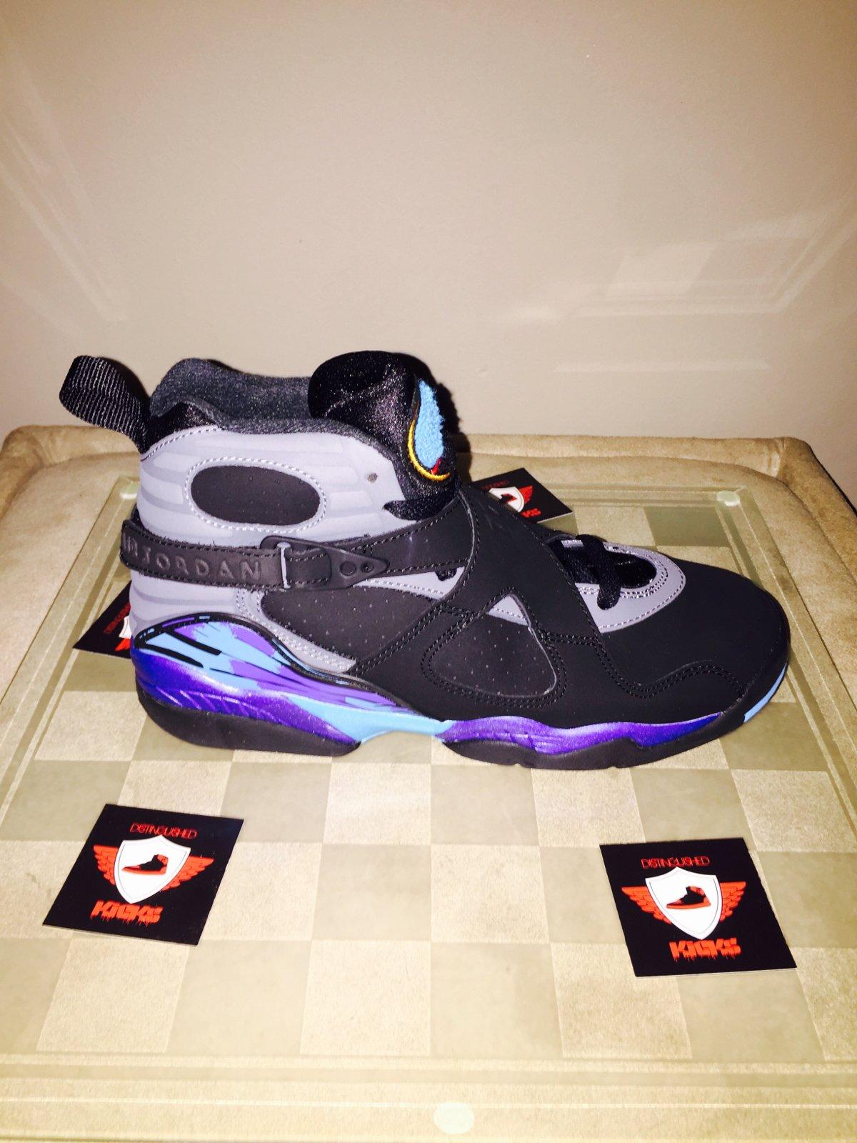 Air Jordan 8 Retro BG \