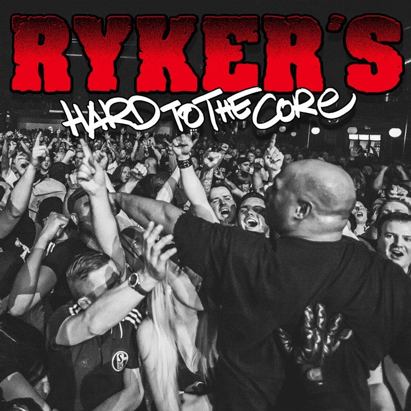 Image of Ryker's - Hard To The Core Digipack CD