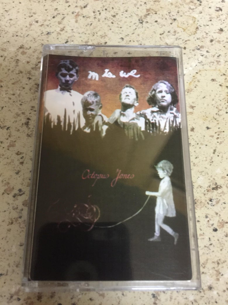 Image of M is We/Octopus Jones split cassette