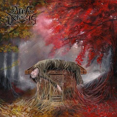 Image of IUS VITAE NECISQUE - EP