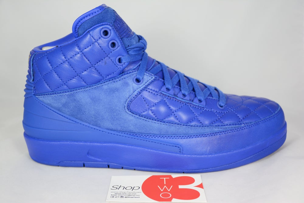 "Image of Air Jordan 2 Retro ""Just Don"""