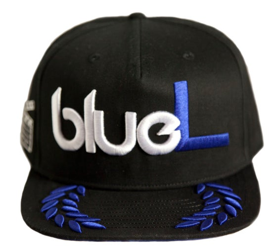 Image of BlueL Strapback (Snapback hat)