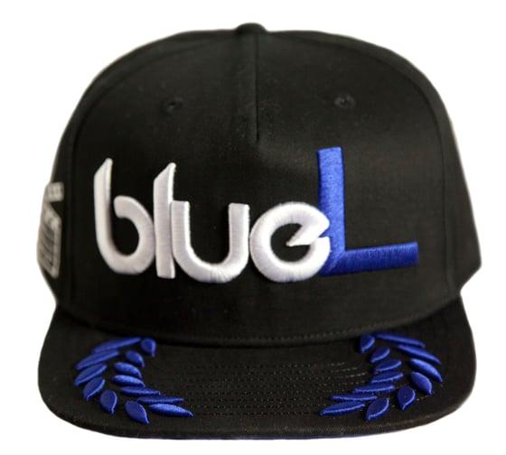 Image of BlueL Strapback (Snapback hat)