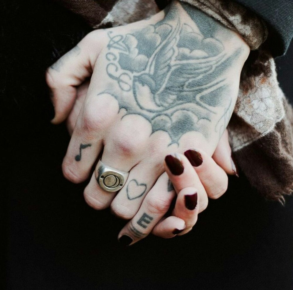 Image of House of Need X The Wayfaring Strangers Solid Silver Ring