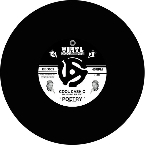 Image of Cool Cash C 45: Poetry / The Wheel double pack