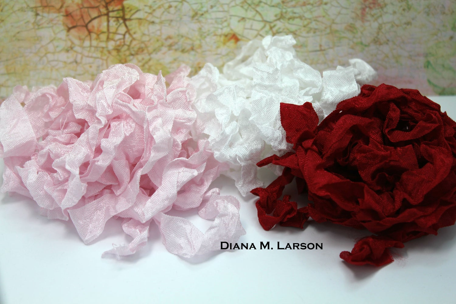 Image of The Valentine Bundle, Crinkle Ribbon