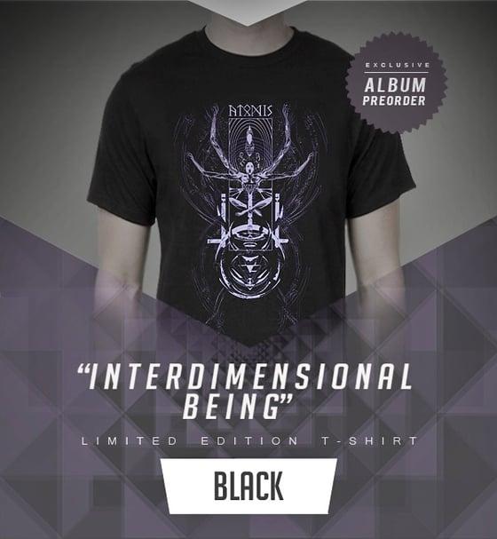 "Image of ""INTERDIMENSIONAL BEING"" Shirt"
